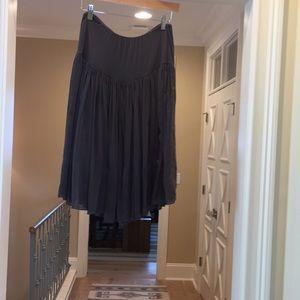 Tempo Paris grey skirt (zb)